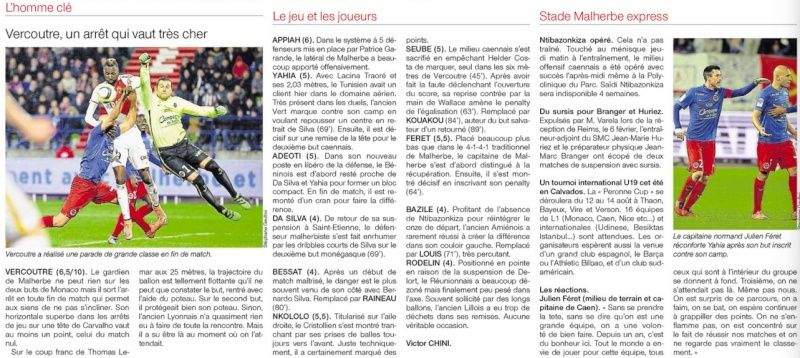 [29e journée de L1] SM Caen 2-2 AS Monaco - Page 2 39793210