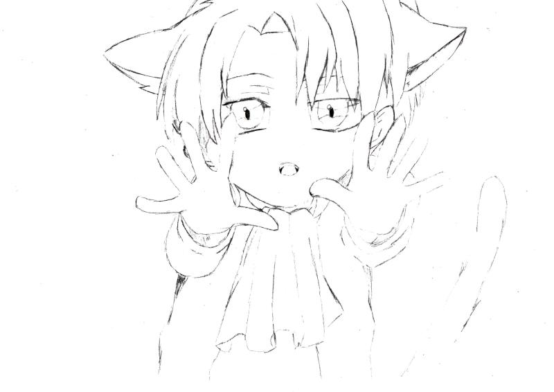 La galerie nyan nyan de Cy-chan !  - Page 2 Levi_c10