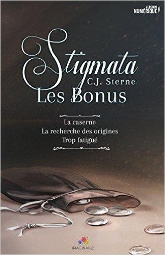 STERNE CJ : Stigmata - les bonus Stigma10