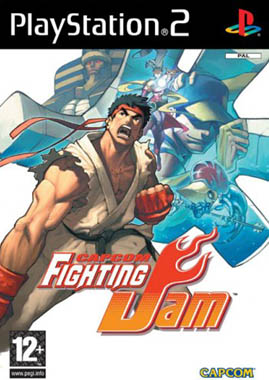 Hiscores Capcom fighting jam Capcom10