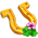 Cheval Leprechaun => Fer à Cheval Leprechaun Luckyg10
