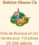 Habitat Oiseau Chanteur => note de musique Sans_t44
