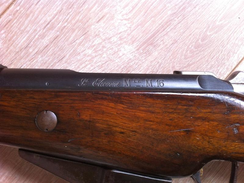 Mon mousqueton 1892 M16 Img_1612