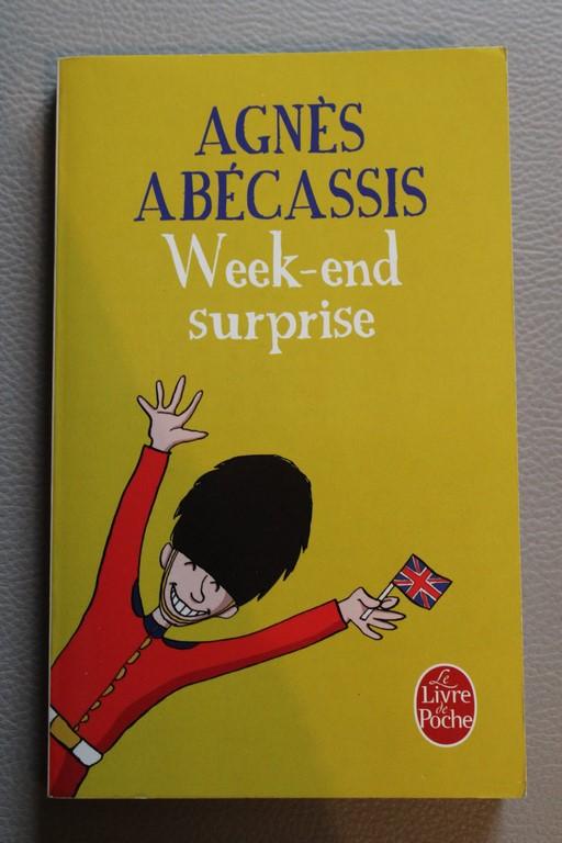 [Abecassis, Agnès] Week-end surprise Abecas11