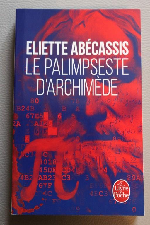 [Abecassis, Eliette] Le palimpseste d'Archimède Abecas12
