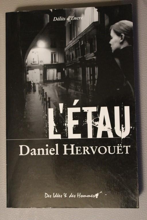 [Hervouët, Daniel] L'étau Hervou10