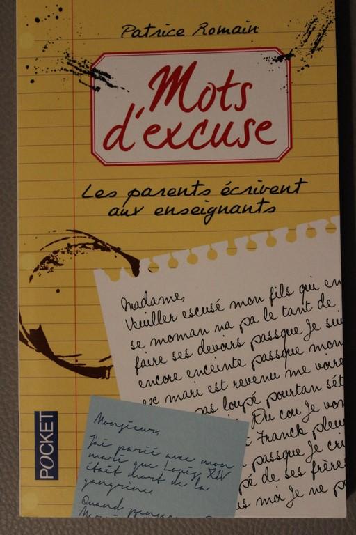 [Romain, Patrice] Mots d'excuse Romain10