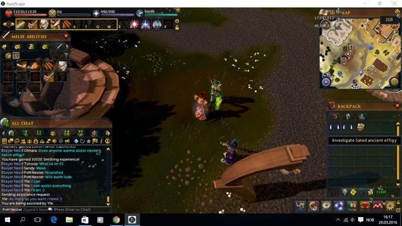 new client glitches 10