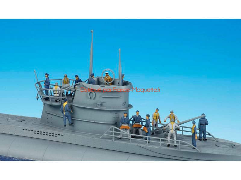 Schnellboote S-100 de Revell au 1/72 par pascal 72 - Page 2 02525_10