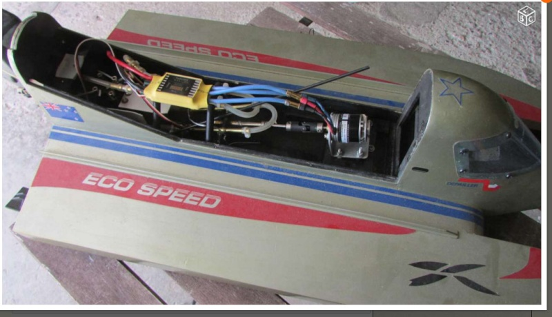 Hors Bord Catamaran Formula One F1 NZ-18 Eco Speed - Graupner  Graupn11