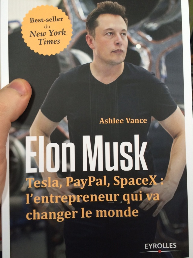 """Biographie Elon Musk """" l'entrepreneur qui va changer le monde"""" Img_5112"""