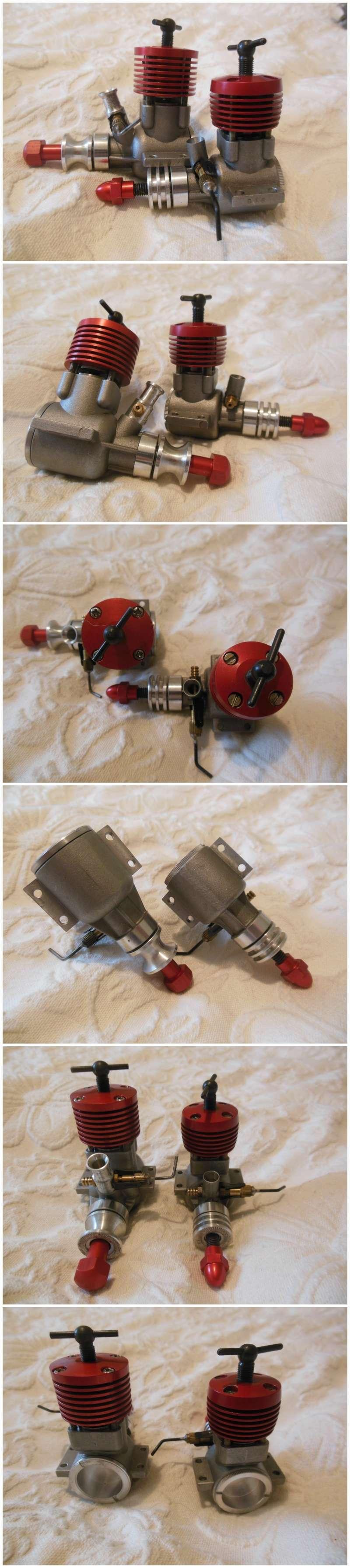 RedFin Engines Redfin12