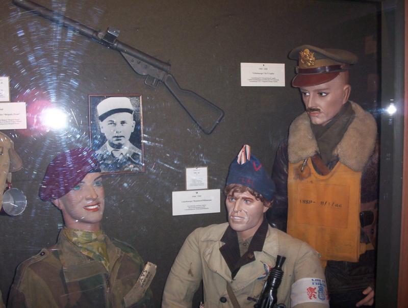 Musée de la 101 st Airborne à Bastogne Diekir10