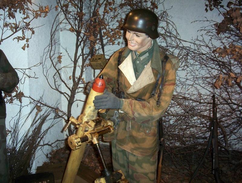 Musée de la 101 st Airborne à Bastogne Diekir12