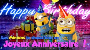 Joyeux anniversaire Veggie ! Minion10