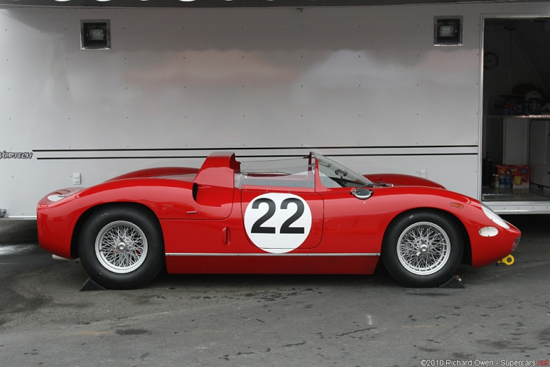 250P Ferrari LeMans Winner WIP  95238110
