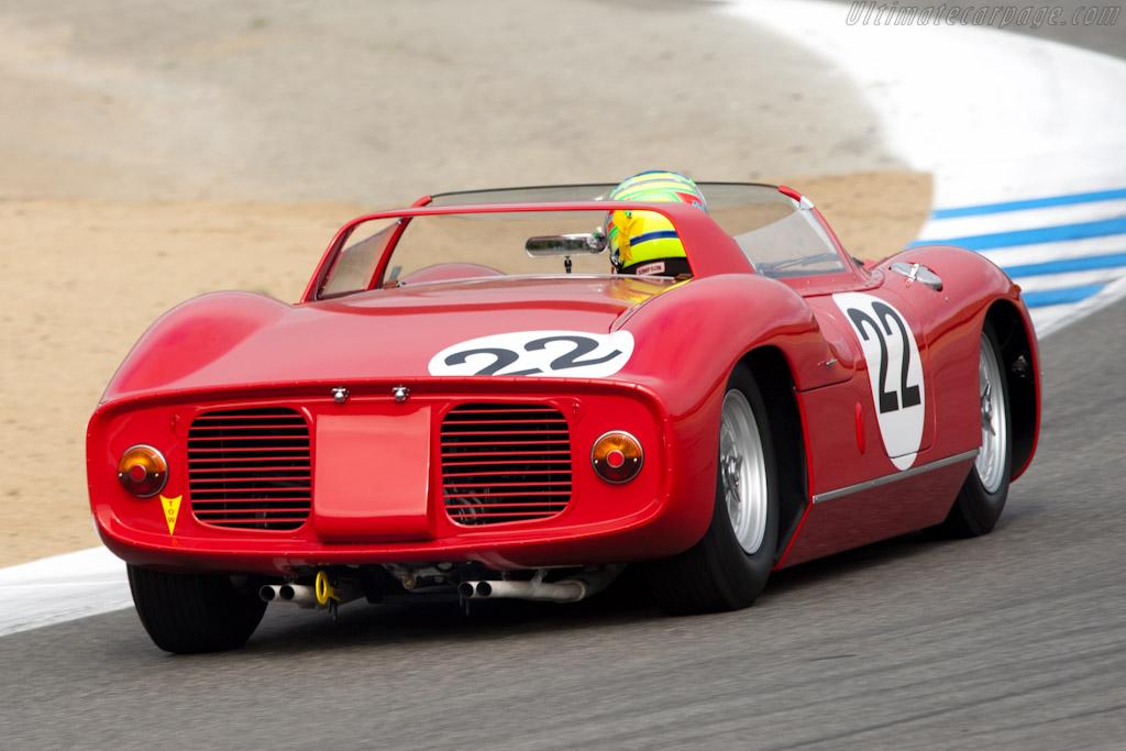 250P Ferrari LeMans Winner WIP  Ferrar10