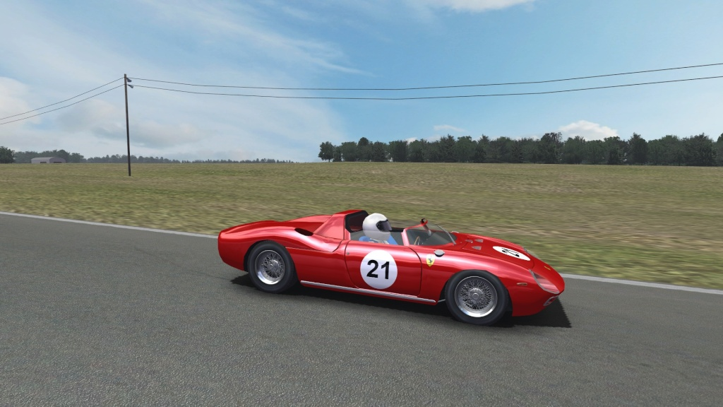250P Ferrari LeMans Winner WIP  Lm25010