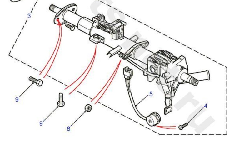 règlage du volant Image34