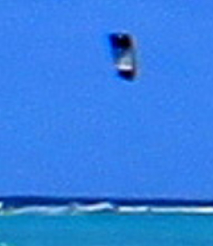 : le16/05/2014 / à 11h10 heure locale-  -  Ovnis à Rarotonga - Iles Cook - Pacifique sud Essai210