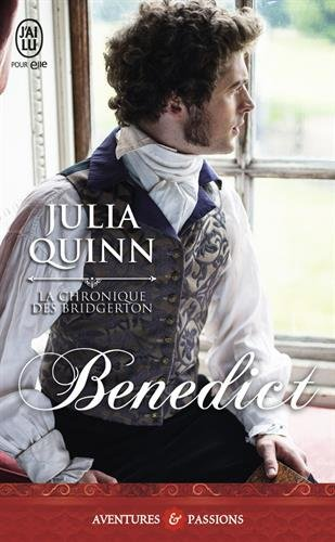 QUINN Julia - LA CHRONIQUE DES BRIDGERTON - Tome 3 : Benedict  51lq2110