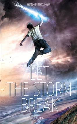 MESSENGER Shannon - Let the Sky Fall - Tome 2 :  Let the Storms Break Let-th10
