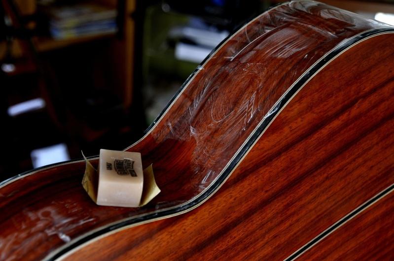 Construire sa guitare ... et plus si affinités avec le travail du bois - Page 4 2011