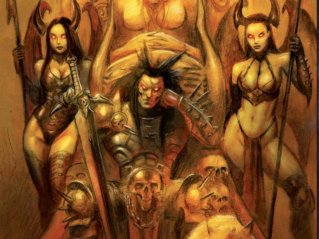 Arawn seigneur de la terre brûlée Arawn-10