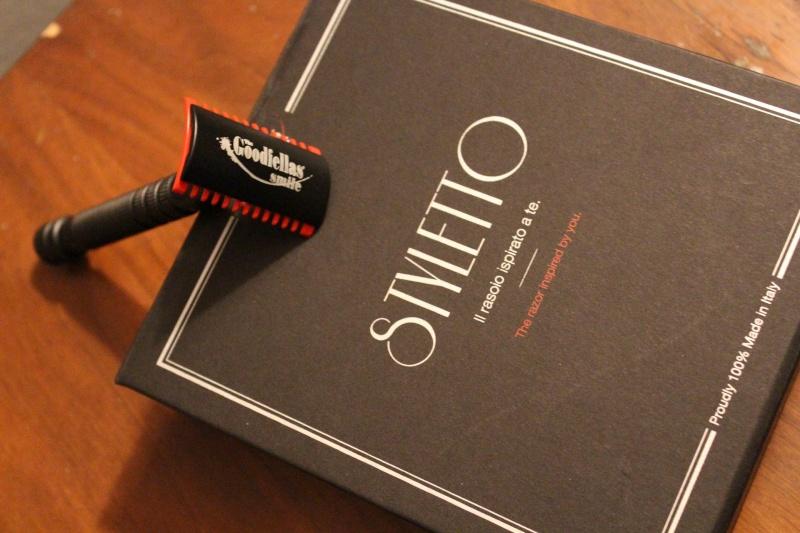 styletto - rasoir styletto Img_7713