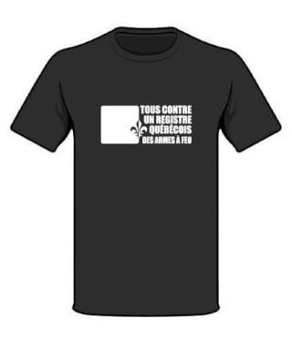 Tous contre un registre quebecois des armes à feu 36009511