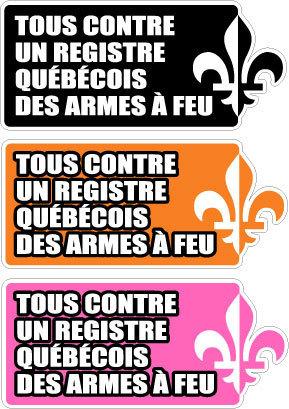 Tous contre un registre quebecois des armes à feu 36031910