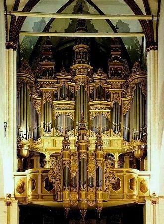 Mendelssohn, Schumann, Brahms et l'orgue romantique allemand Riga_w10