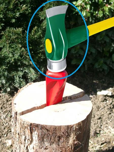 Pour fendre du bois sans effort Eclate11