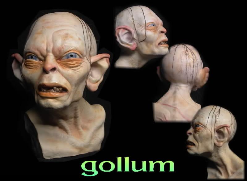 Un second role....mais quel role ! - Page 2 Gollum10