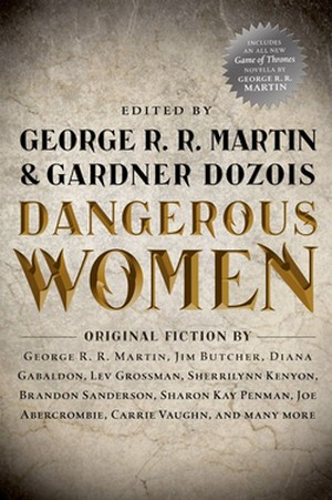 """L'enfer n'a pire furie"" / ""Hell Hath No Fury"", dans l'anthologie ""Dangerous Women"" Danger10"