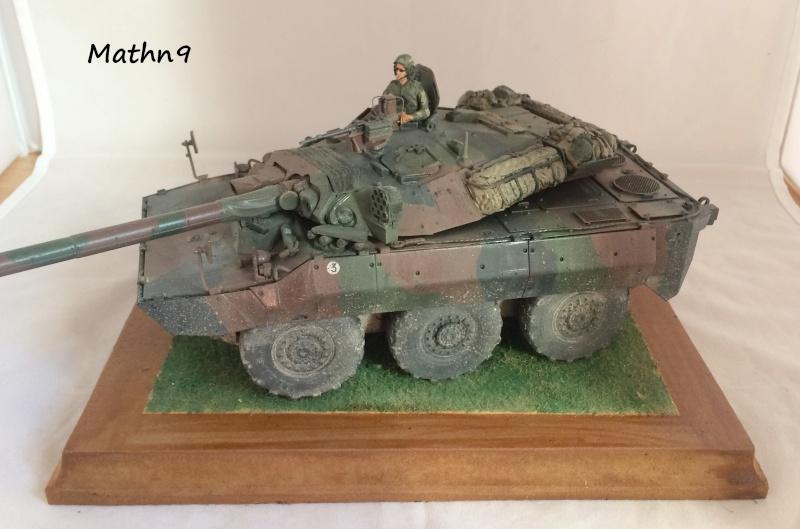 AMX 10RCR [Tiger model 1/35] + Ajouts Blast Model -Terminé- - Page 2 Img_0324