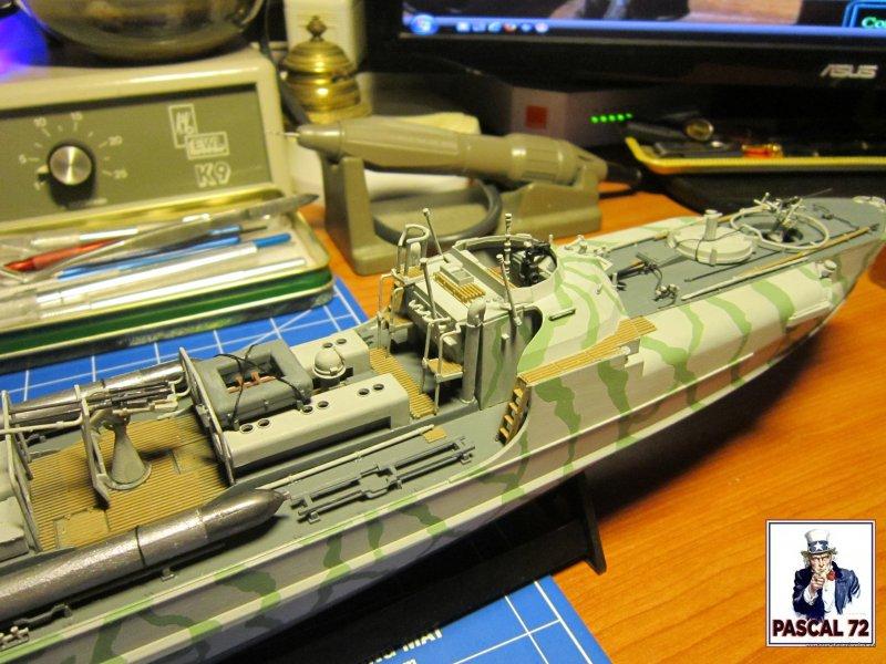 Schnellboote S-100 de Revell au 1/72 par pascal 72 - Page 2 Img_5410