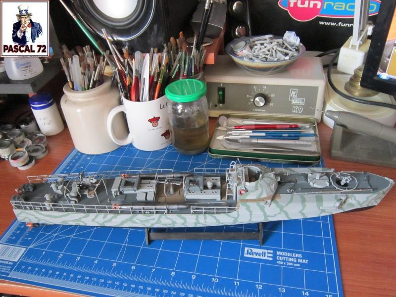Schnellboote S-100 de Revell au 1/72 par pascal 72 - Page 2 Img_5420