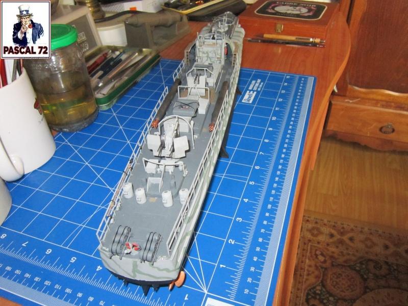 Schnellboote S-100 de Revell au 1/72 par pascal 72 - Page 2 Img_5421