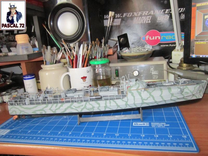 Schnellboote S-100 de Revell au 1/72 par pascal 72 - Page 2 Img_5423