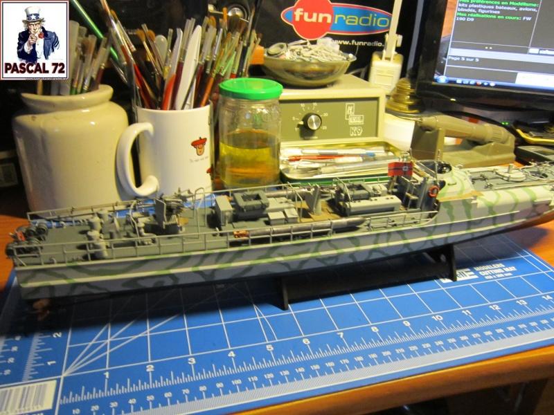 Schnellboote S-100 de Revell au 1/72 par pascal 72 - Page 2 Img_5427