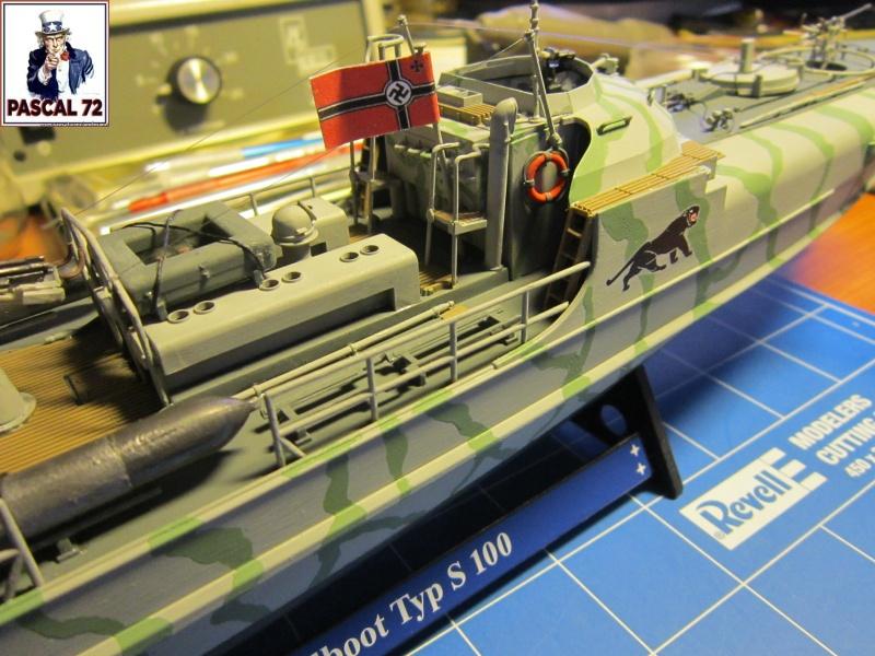 Schnellboote S-100 de Revell au 1/72 par pascal 72 - Page 3 Img_5435
