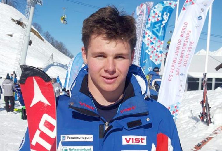 Россиянин занял пятое место в супергиганте на юниорском первенстве мира-2016 по горнолыжному спорту 317