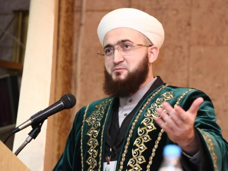 «Ислам — это не ИГИЛ» — муфтий Татарстана 610