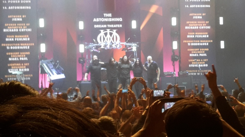 DREAM THEATER 20110