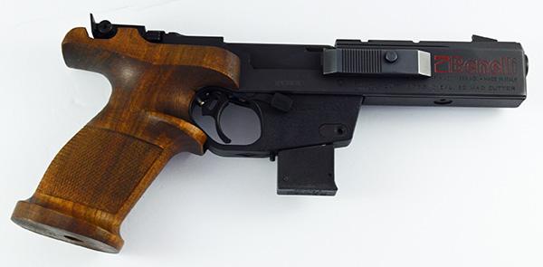 avis sur pistolet Benell10