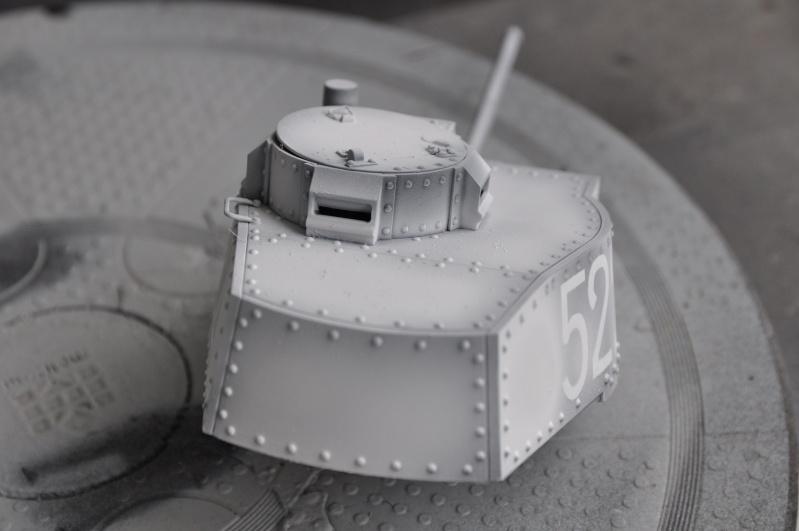 Panzer 38(T) Ausf.E/F - 1/16 - PANDA HOBBY. mise en boue  - Page 5 Dsc_0117