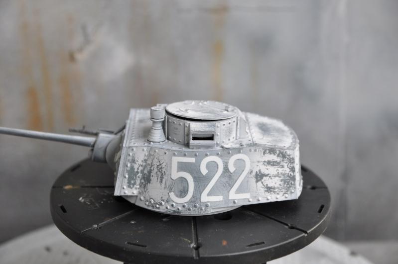 Panzer 38(T) Ausf.E/F - 1/16 - PANDA HOBBY. mise en boue  - Page 5 Dsc_0119