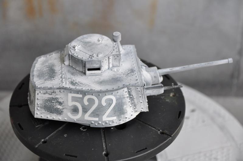 Panzer 38(T) Ausf.E/F - 1/16 - PANDA HOBBY. mise en boue  - Page 5 Dsc_0121
