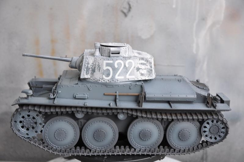 Panzer 38(T) Ausf.E/F - 1/16 - PANDA HOBBY. mise en boue  - Page 5 Dsc_0122
